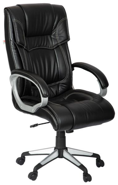 MBTC Estrella Executive Director Desk Office Chair in Black