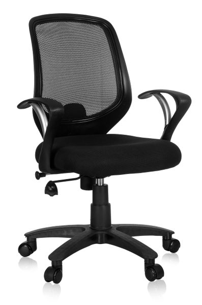 MBTC Manjo Mesh Office Revolving Desk Chair