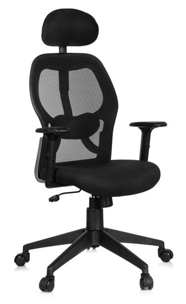 CLARK Furniture RAGZER Mesh Office Chair/Gaming Chair with Adjustable Arms