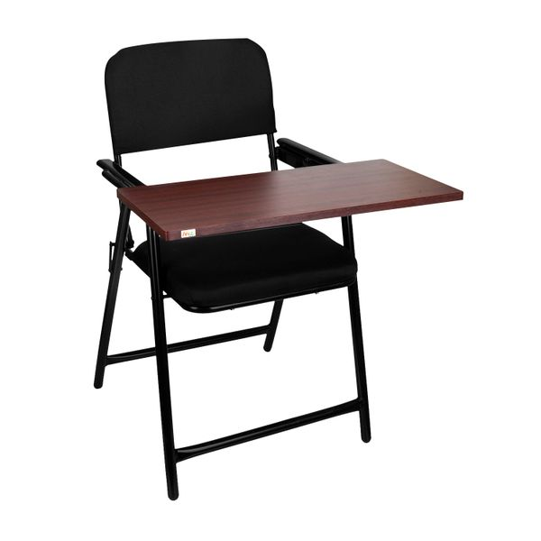MBTC Mavic Folding Study Chair with Cushion & Adjustable Writing Pad