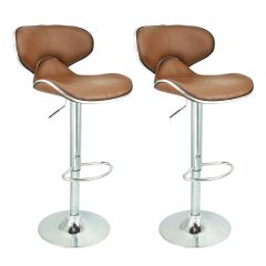 MBTC Horse Bar Stool Chair ( Set of 2 )