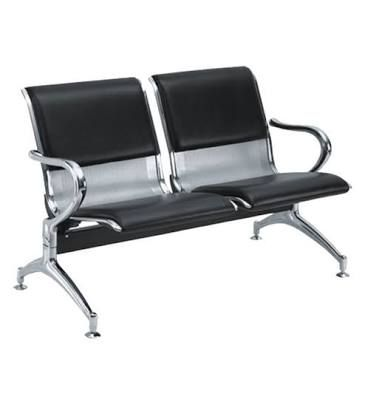 MBTC Two Seater Airport Waiting Chair with Cushion