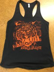 Women's Attack Hunger Tigerstyle Tank