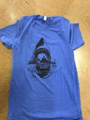 Curavo Blue Sharkstyle Tee