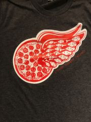 Attack Hunger Long Sleeve Bread Wings Tee