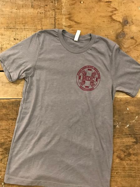 Attack Hunger Medic Division Tee