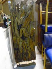 Free Standing Panel - Teak Wood