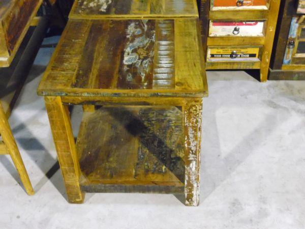 Square Table - Reclaim Wood