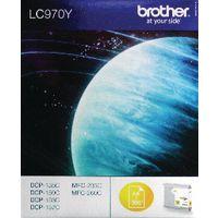 Brother Original LC970 Yellow