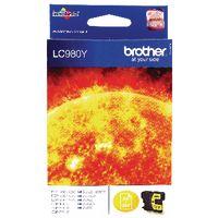 Brother Original LC980 Yellow