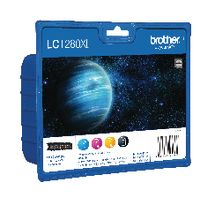 Brother Original LC1280XL Value Pack