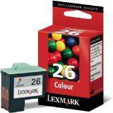 Lexmark Original 26 CMY