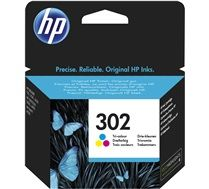 HP Original HP302 Tri-colour
