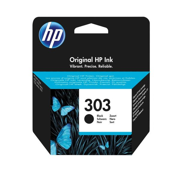 HP Original 303 Black