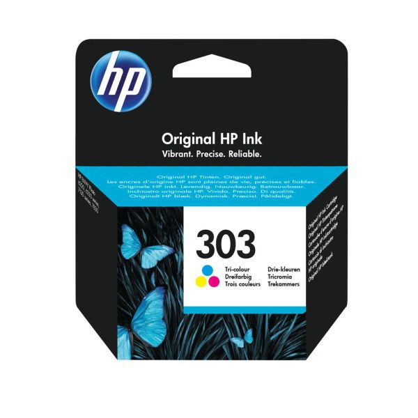 HP Original 303 Tri-colour