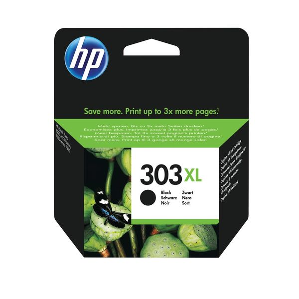 HP Original 303XL Black
