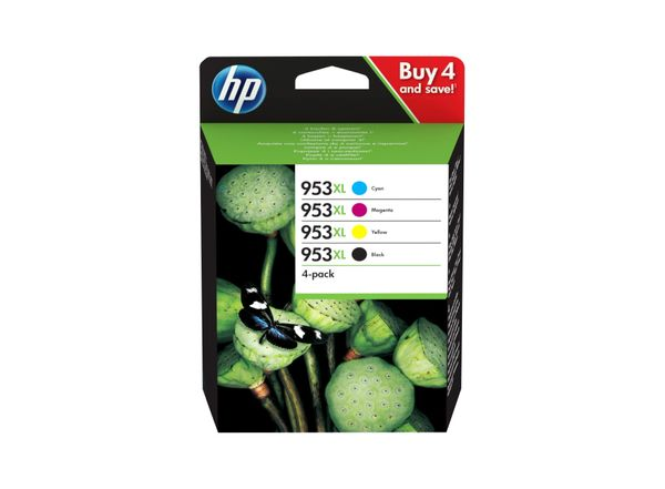 HP Original 953 XL Multipack (BCMY)