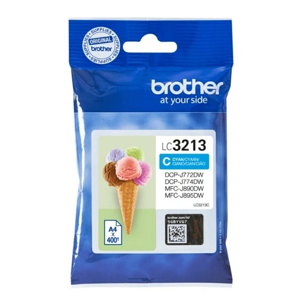 Brother Original LC3213 Cyan