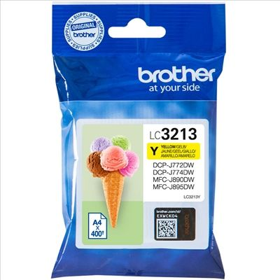 Brother Original LC3213 Yellow