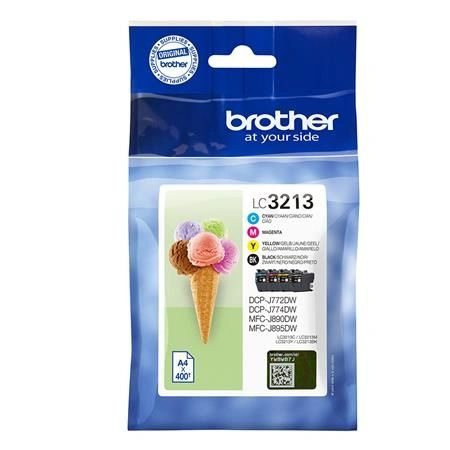 Brother Original LC3213 Multipack B/C/M/Y