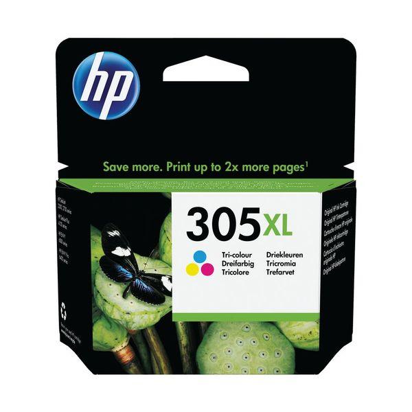 HP Original 305XL Tricolour