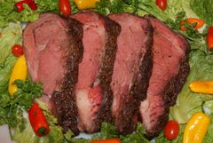 The Prime Rib Guy's USDA Certified Angus 4 Slab Pack