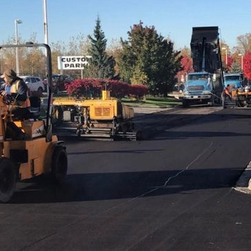 Roadway Paving Durham Region, Oshawa, Whitby, Ajax, Markham, Scarborough, Courtice, Bowmanville, Newcastle, Port Hope, Coburg
