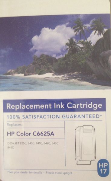 HP 17 Color C6625A
