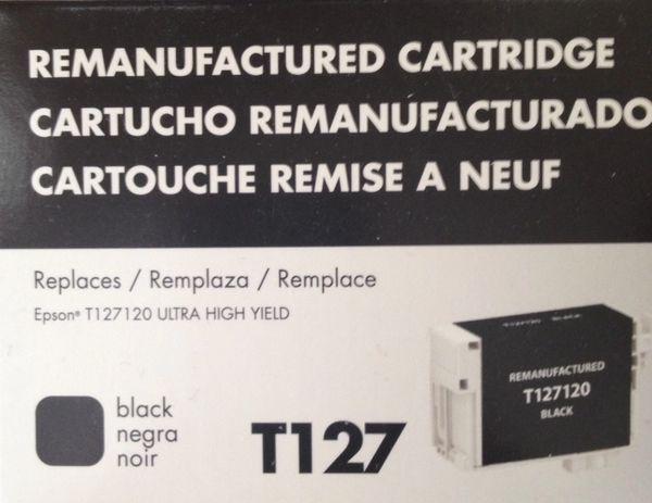 Epson T127120 Black