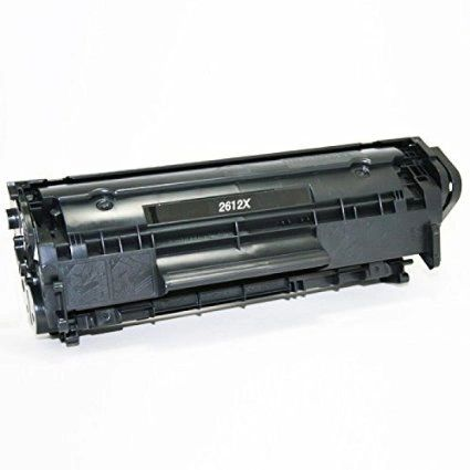 HP Q2612X Black Toner Cartridge