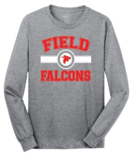 Field FMS Basic Long Sleeve T Shirt