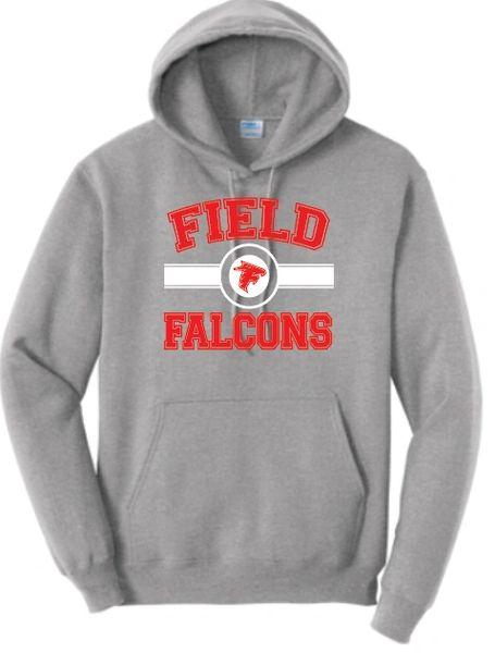Field FMS Falcons Basic Hoodie