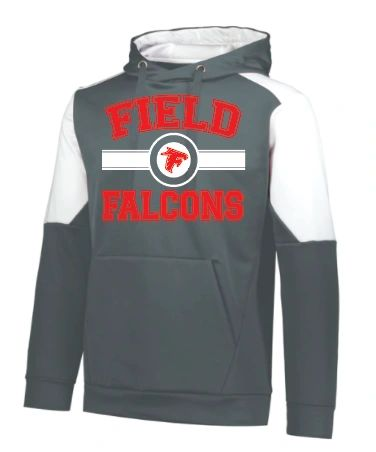 Field FMS Falcons Blue Chip Hoodie