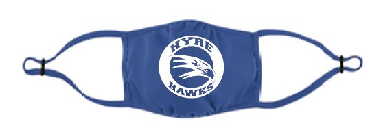 Hyre Hawks Mask and Gaiters