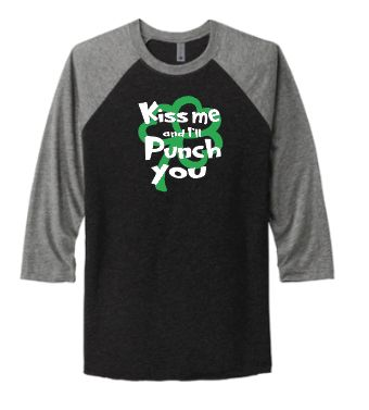 Kiss Me and I'll Punch You