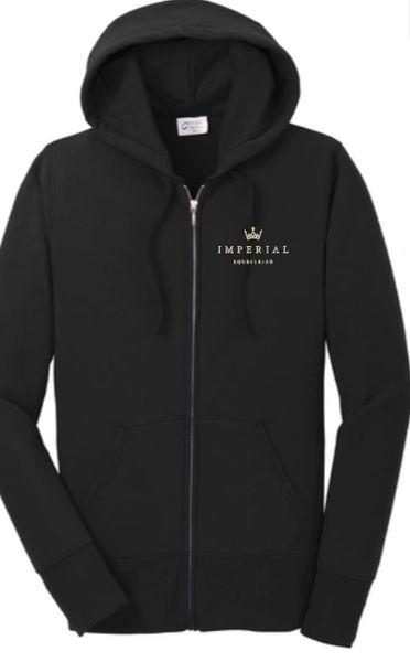 Imperial Equestrian Zip Up Hoodie