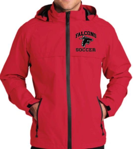 Field Soccer Rain Jacket