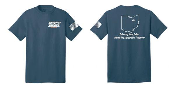 Dayton Freight Basic T Shirt