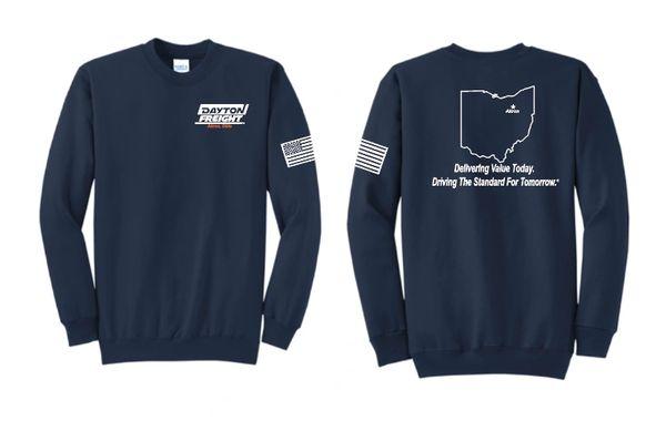 Dayton Freight Crewneck Sweatshirt