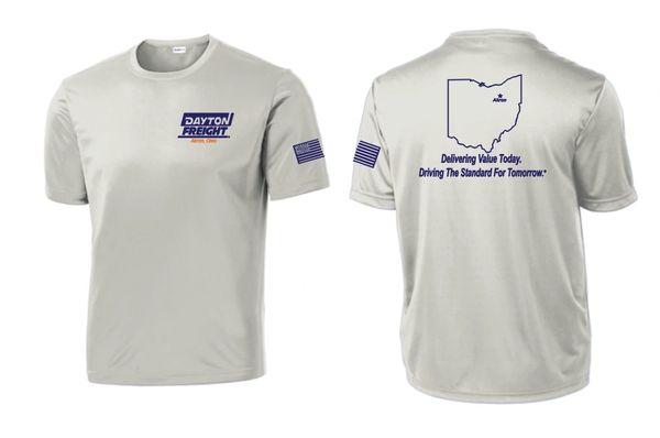 Dayton Freight Dri-Fit T Shirt