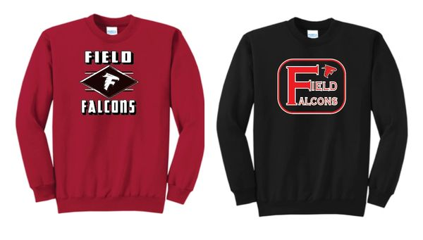 Field FMS 2021 Crew Neck Sweatshirt