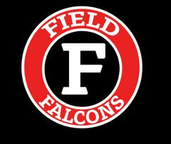 Field Falcons- Circle Logo with F