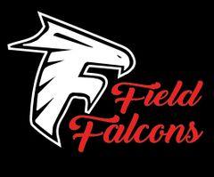 Field Falcons- Script Logo