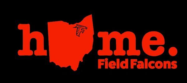 Field Falcons- Home Logo