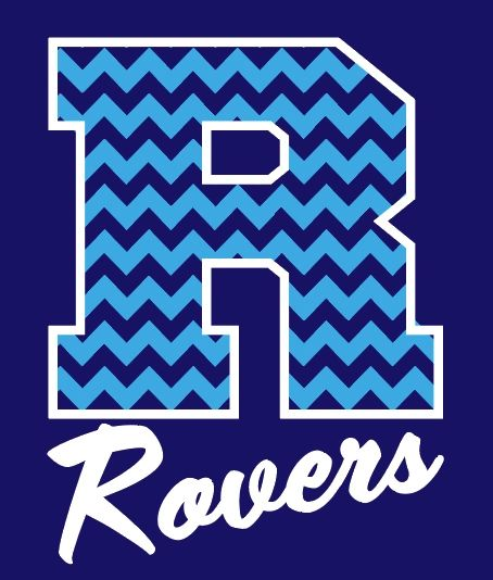 Rootstown- Chevron R Logo