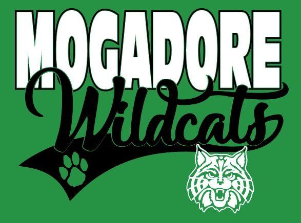 Mogadore- 3D Wildcat Logo