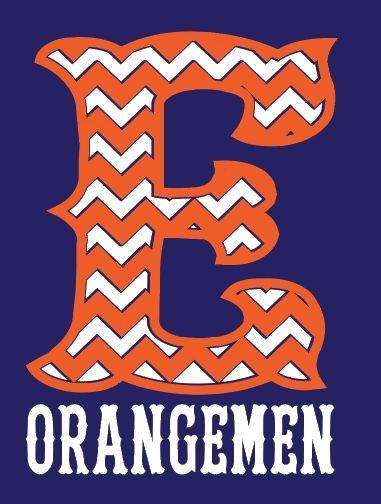 Ellet- Chevron E Logo