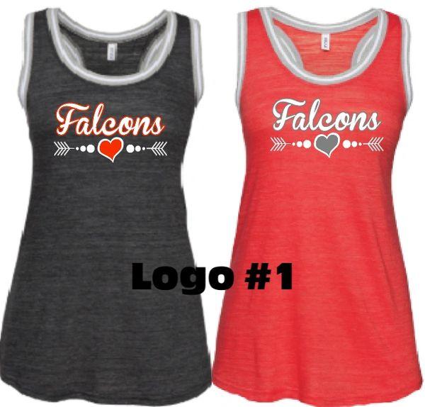 Field Falcons- Tank Tops