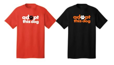 Adopt this Dog! Basic Short Sleeve T Shirt