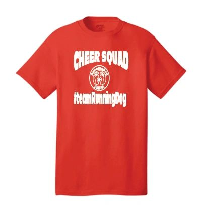 RunningDog Cheer Squad Shirt